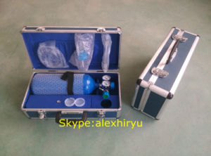 Small Portable Oxygen Cylinder Gas Tank for Medical pictures & photos