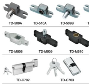 Good Quality Patch Fitting Floor Hinge Accessroies Mab Style Td-505 pictures & photos