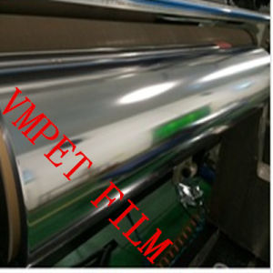Metallic Polyester Film /VMPET Film Rolls pictures & photos