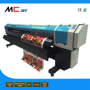 3.2m Large Format Wrapping Sticker Eco Solvent Printer pictures & photos