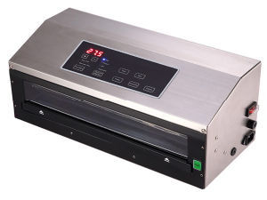 Stainless Steel Suction Vacuum Sealer (YJS702)
