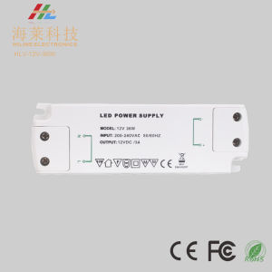 12V 24V 36W Plastic IP20 LED Driver pictures & photos