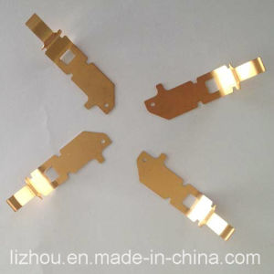Brass Four-Slide Terminal Contact for Switching Power Supply