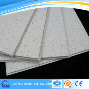 Mineral Fiber Ceiling Tile Board/Acoustic Ceiling Board pictures & photos