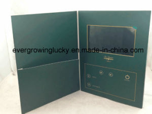 LCD Screen Display Video Catalogue pictures & photos