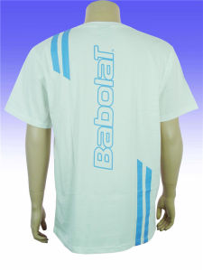 Custom Made Printing Logo Cotton T-Shirt for Men pictures & photos