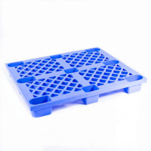 4-Way Thick Plastic Pallet with Top Quality for Industrial Used pictures & photos