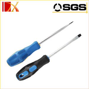 PP+TPR Double Color Handle Screwdriver pictures & photos