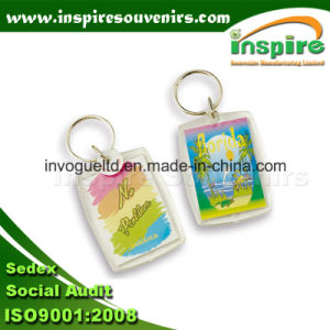 Square Acrylic Key Holder for Promotion pictures & photos