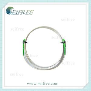 Sc/APC to Sc/APC Fibre Optic Patch Cord Cable pictures & photos