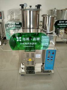 Tranditional Herbal Medicine Decotion Machine for Clinic pictures & photos