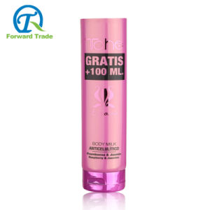 Plastic Cosmetic Packaging Soft Tube (FQT-PBLhoes-010)