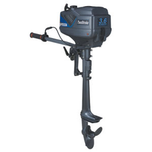 High Quality 3.6HP 2-Stroke Yadao Fishing Boat Outboard Motor pictures & photos