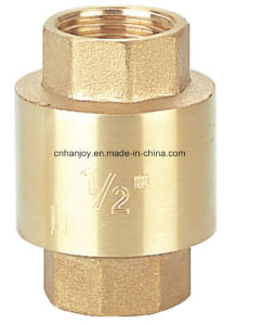 High Quality Brass Check Valve (NV-5014) pictures & photos