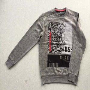 Men′s Sweatshirt in CVC60/40 Fleece pictures & photos