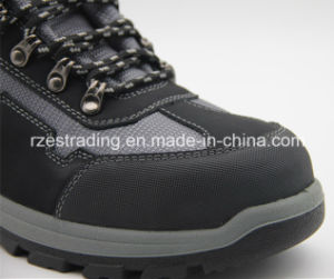 PU Outsole Material Safety Male Shoes in China pictures & photos