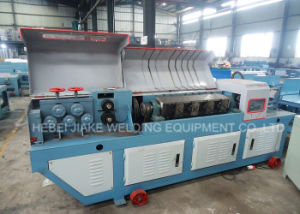 High Speed Ribbed Bar Wire Straightening and Cutting Machine pictures & photos