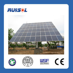 Two-Axis Sun Solar Tracker System Made in China pictures & photos