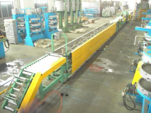 Spray and Immersion Cooling Line Machine for Tire Tread pictures & photos