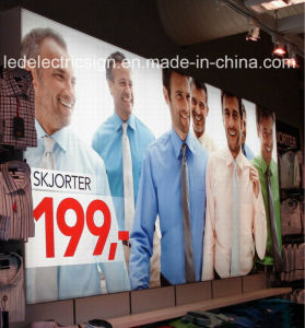 LED Light Box Double Side Poster Frame Advertise Signs pictures & photos