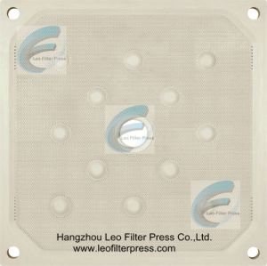 Leo Filter Press Machine Filter Plate pictures & photos