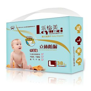 Disposable Baby Diaper/ Diaper with Magic Stick/ OEM Service pictures & photos