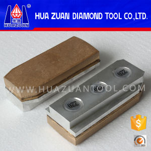 Low Cost and High Efficiency Diamond Grinding Block for Granite pictures & photos