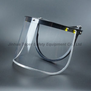Clear PVC Faceshield Visor with Aluminium Border pictures & photos