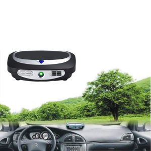 Portable Car Air Purifier with HEPA Filter and  Cigar  Lighter pictures & photos