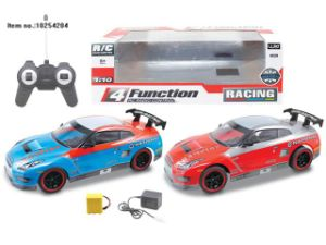 4 Channel Remote Contorl Car Toys with Battery Included pictures & photos