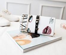 Hot Sale Magazine Printing Purse, Magazine Purse (M11) pictures & photos