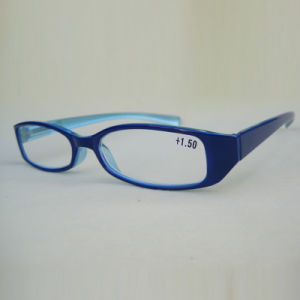 Simple Injection Frame Design Reading Glasses pictures & photos