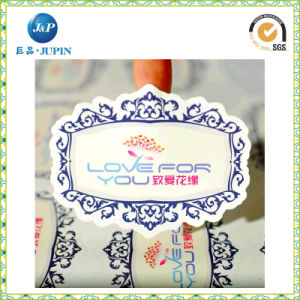 Promotional Cartoon Happy Face Self Adhesive Sticker Label (JP-S119) pictures & photos