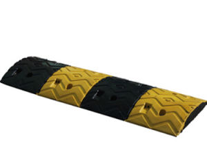 Recycled LDPE Speed Bumps for Car Reduction pictures & photos