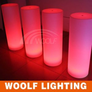 LED Furniture Wedding Column LED Pillar pictures & photos