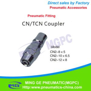 Direct Way Pneumatic Fitting / Coupler (CN2-12*8)