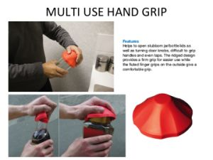 Multi Use Hand Grip of Can Opener pictures & photos