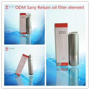ODM/OEM Sany Return Oil Filter Element pictures & photos