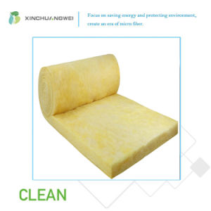 Construction Thermal Insulation Grade A1 Fireproof Glass Wool pictures & photos