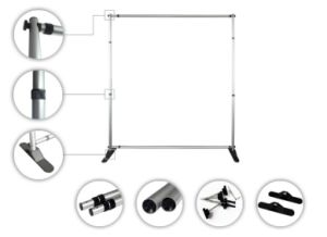 Strong Backdrop Banner Stand pictures & photos