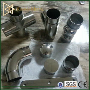 Stainless Steel Handrail Pipe Fittings pictures & photos