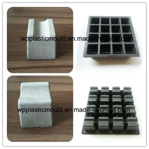 Reinforced Concrete Block Single Cover Spacers Mould (DK505016) pictures & photos