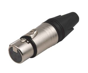 Microphone Connector for Microphone Cable and Mixer pictures & photos