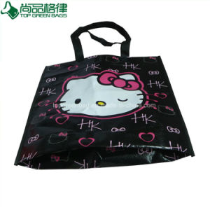 China Non Woven Laminated Shopping Tote Bag, with Custom Size (TP-LB002) pictures & photos