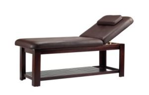 Adjustable Cheap Wooden Beauty Salon Massage Bed (YS-2002) pictures & photos