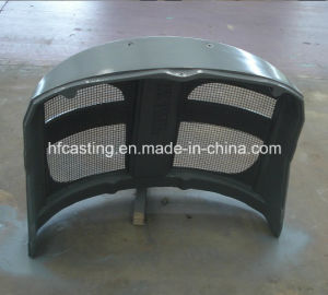 Sand Casting, Iron Casting, Counter Weight for Electric Forklift pictures & photos