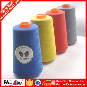 Top Quality Control Hot Selling Spun Polyester Yarn pictures & photos