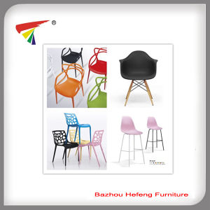 Cheap Plastic Arm Chair Living Room Furniture (PP620A) pictures & photos