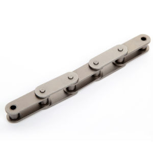 B Series Roller Chains with Straight Side Plates pictures & photos