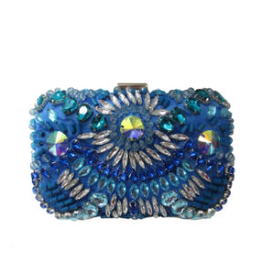 Newest Style Colorful Party Bags Beaded Elegant Women Evening Bag